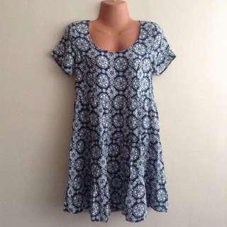 Divided Summer Dress