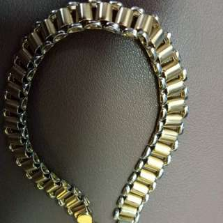 Bracelet two toned for sale! On hand....
