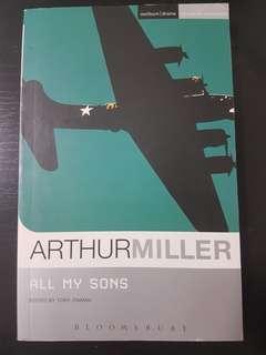 All My Sons Arthur Miller Exam copy