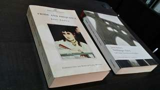 Shipping included (Metro Manila): Set of 2 Jane Austen Books: 5 Novels in All