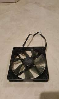 Cooler master red led fan