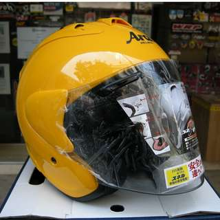 Arai Ram 3 Nankai Yellow Limited Edition ! Ready Stock ! Promo ! Do Not PM ! Kindly Call Us ! Kindly Follow Us !