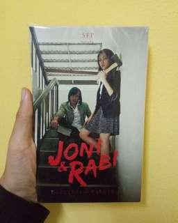 Books| Joni & Rabi