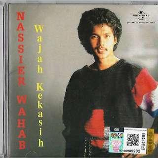 NASSIER WAHAB Wajah Kekasih CD