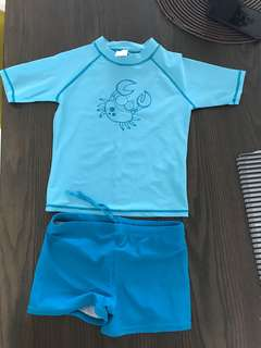 Toddler swimware