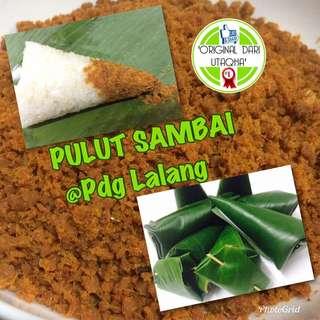 Pulut Sambai @ Padang Lalang