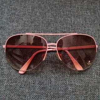 ALDO Vintage Retro Pink Shades / Sunglasses