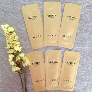 Hera Signia Cream PHP90 for 5 sachets