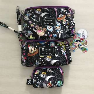 BNWT Jujube Space Place Be Set Full