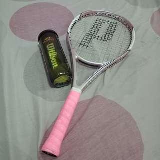 Prince Tennis Racket (Pink)