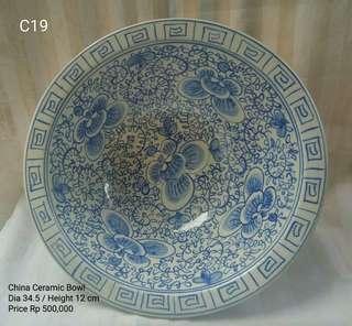 China Ceramic Bowl