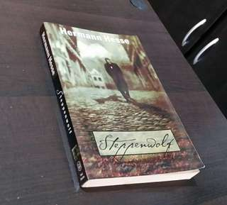 Steppenwolf by Hermann Hesse (shipping included, within Metro Manila)