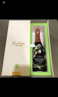 2002特別版Perrier-Jouet Champagne