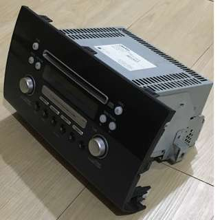 Suzuki Swift 2005 OEM CD Player