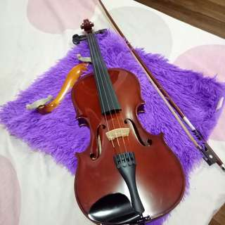 Hofner Violin 4/4 with Banchedorff Chin rest