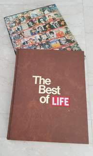 "Vintage ""The Best Of LIFE"" 1973 edition (mandarian)"