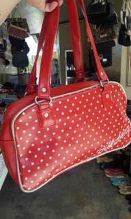 Billabong Polkadots Handbag