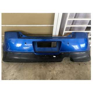 Suzuki Swift 2005 - 2011 Sport Bumper