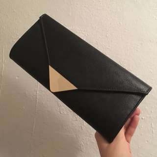 Call it Spring Clutch with Gold Chain