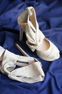 Stella Luna suede shoes