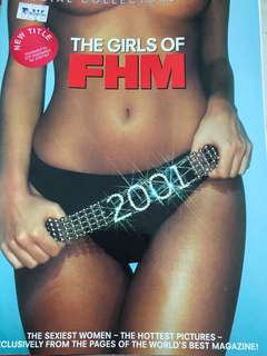 FHM collector series