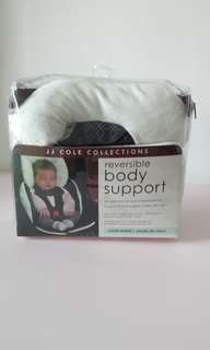 Body support (for car seat, strollers, etc)