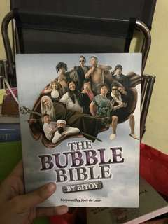 The Bubble Bible By Bitoy