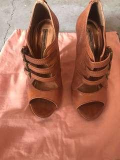 Gladiator inspired heels