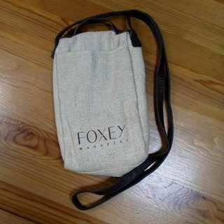 輕便棉麻小袋子 #mayflashsale