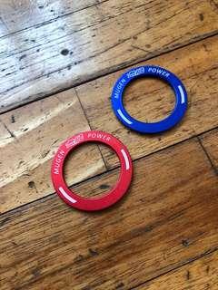 Mugen Key Ring