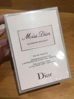 [Instock]Miss Dior blooming bouquet travel set