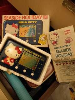Game & Kitty ~ Seaside Holiday