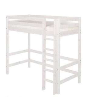 FLEXA Classic high bed with straight ladder