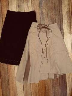 Bundle 22: Midi Skirts