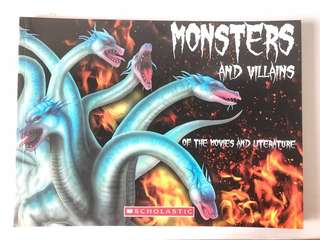 Monsters and Villains
