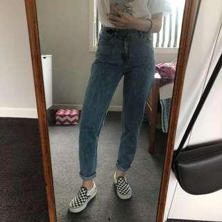 Vintage high waist