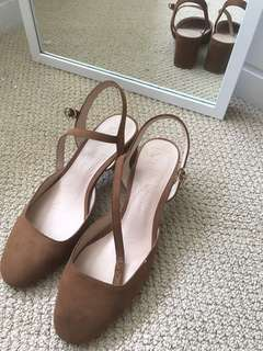 Mango shoes size 40