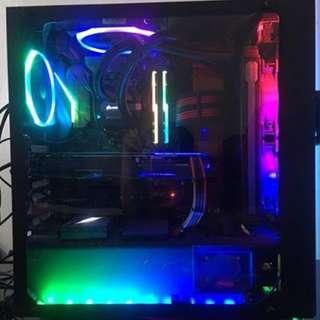 GB Gaming CPU + 144hz Monitor