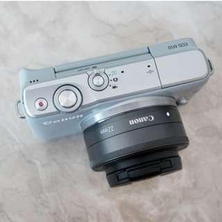 canon EOS M10+15-45mm KIT+相包+LP-E12+UV Filter