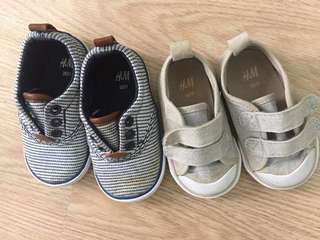 H&M Toddler Shoes 1 year old