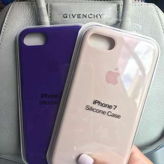 Apple silicone case for ip7/8