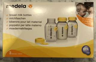 Medela 150ml milk storage bottle