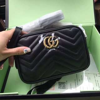 GG Buckle Marmont bag