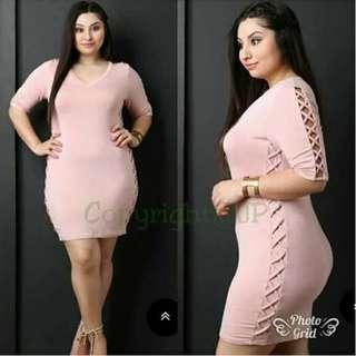 Plus size dress freesize to L to XXL