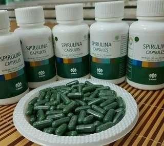 Masker Spirulina Trial Kit