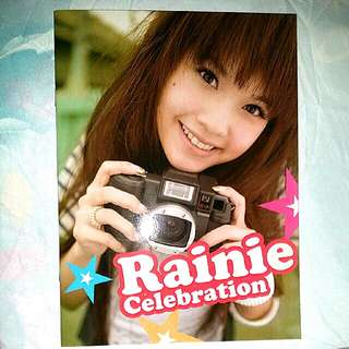 Rainie Celebration Sticker Book