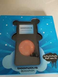 Casing for Ipod Nano 2G (model: Bearaphim Brand: Boomwave)