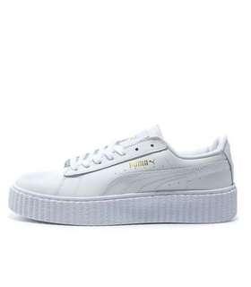 Puma Rihanna Fenty Creep White