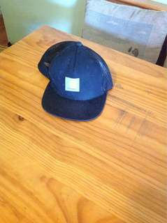 Starter black label cap