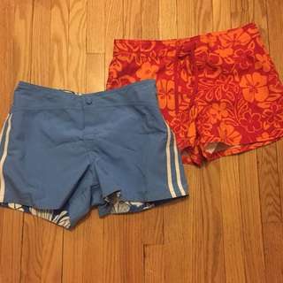 Old navy summer swim shorts